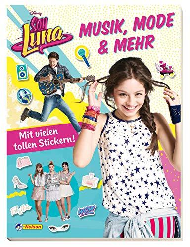 Musik, Mode & mehr (mit vielen tollen Stickern!)