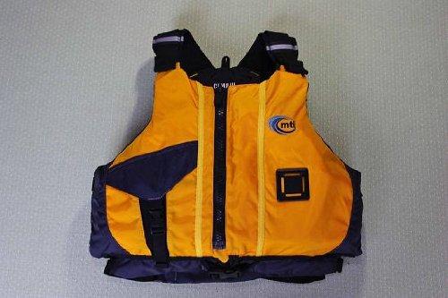 MTI コンプ3 ライフジャケット マンゴ