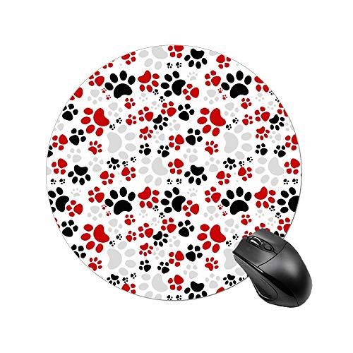 Alfombrilla de ratón para ratones ópticos