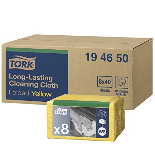 Tork 194650 Paños limpieza larga duración Premium