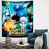 Anime Tapestry Anime Tapestry Wall Hanging for Living Room Decoration Festival Gifts 50x60in