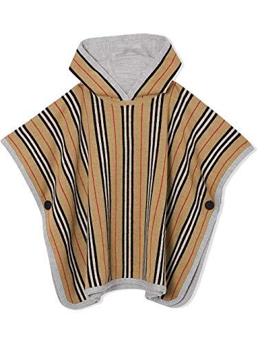 Luxury Fashion | Burberry Jongens 8013647 Beige Wol Outerwear Jassen | Herfst-winter 19