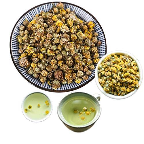 Té de hierbas chino Crisantemo salvaje Nuevo té perfumado Cuidado de la salud Flores Té Comida verde saludable (100)