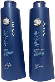 Kit Joico Moisture Recovery Shampoo 1000ml + Condicionador 1000ml