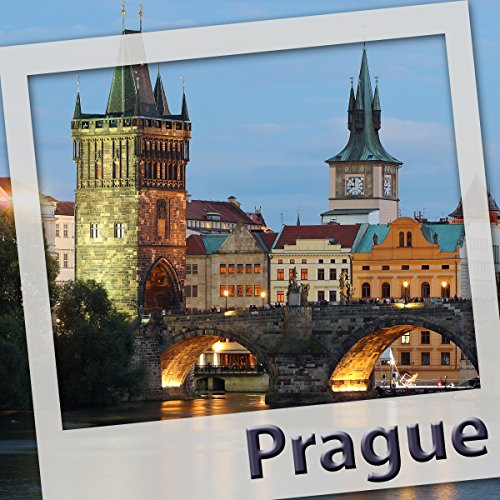 Couverture de Prague. L'audioguide