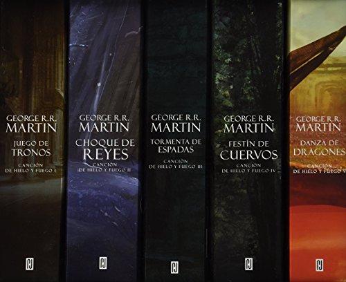 Paquete George R. R. Martin