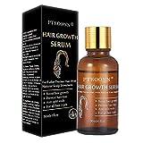 Haarwachstum Serum,Anti Haarausfall Serum,Haarserum,für dünner werdendes Haar, Verdickung und Nachwachen, für schnelles Haarwachstum