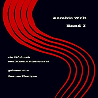 Zombie Welt 1 Titelbild