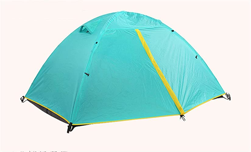 Kaxima Outdoor Camping double Camping tente Riot pluie prougeection solaire multi-personnes tente