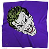 Bandana Joker Full Face Smile Purple