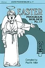Easter Program Builder No. 17