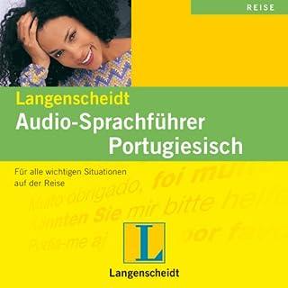 Langenscheidt Audio-Sprachführer Portugiesisch Titelbild