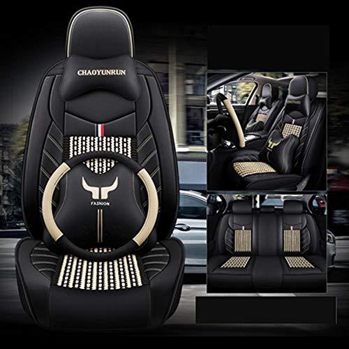 Youthus Fundas Coche Asientos Universales para Suzuki Swift Wagon Grand Vitara Jimny Liana 2 Sedan Vitara Sx4 Auto Accesorios, Beige