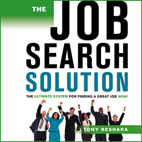 The Job Search Solution audiobook cover art
