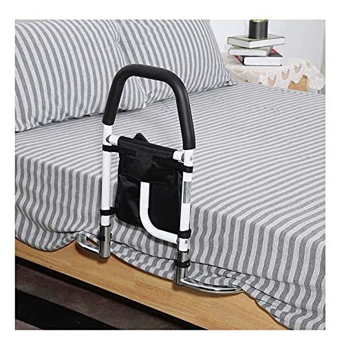 Dream ZX Birdren de Seguridad de la Cama de Seguridad Pandrail de Seguridad con Almacenamiento útil Pocket MAX Cargar 136kg para Embarazadas Adultos discapacitados