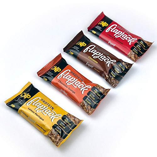 CNP Pro Flapjack - 24 Pack - Mix of All 4 Flavours