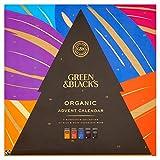 Green & Black's Organic Chocolate Advent Calendar 360g グリーン&ブラックのオーガニックチョコレートアドベントカレンダー 360g