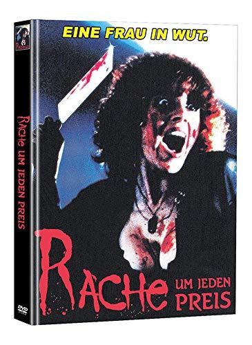Rache um jeden Preis - Mediabook - Limited Edition auf 77 Stück (+ Bonus-DVD mit weiterem Horrorfilm)