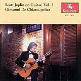 Scott Joplin on Guitar, Vol. 3 by Giovanni De Chiaro (2000-01-14)