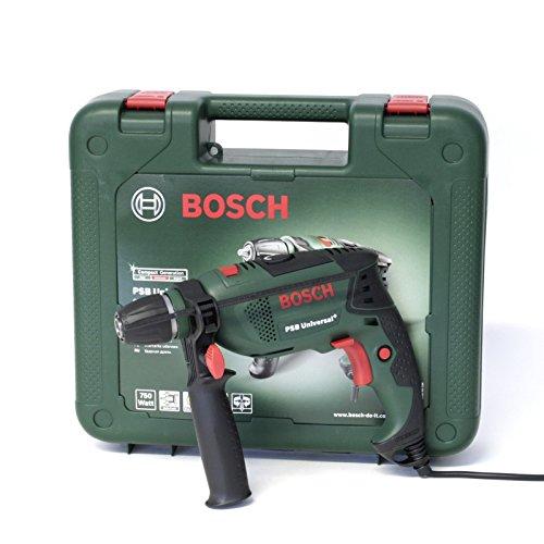 Bosch 0603128509PSB Universal+ (750RCE) Trapano battente