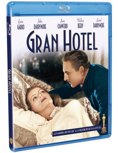 Gran Hotel (1932) Blu-Ray (+Ec) [Blu-ray]