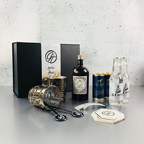 Monkey 47 Schwarzwald Dry Gin & Tonic Geschenkset