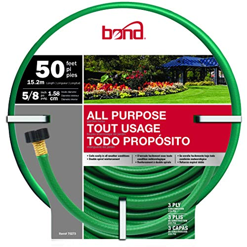 Bond 70273 Light Duty 50-Foot Garden Hose
