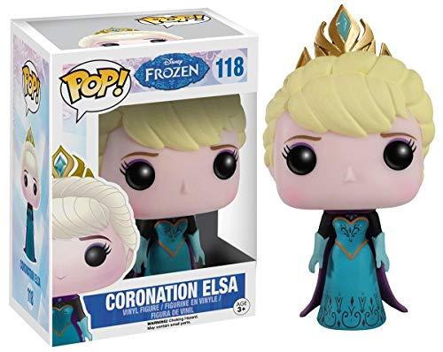 Disney's Frozen Funko Pop Vinyl Figure Coronation Elsa
