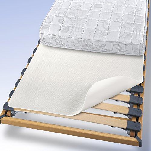 JEMIDI Unterlage für Matratzen Matratzenschutz rutschfest Matratzenschoner Matratzenunterlage 90cm x 200cm
