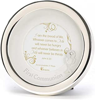 Best round silver picture frames Reviews