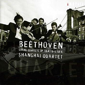 Beethoven: String Quartets Nos. 4 - 6