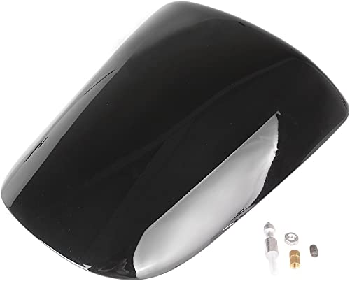 new arrival Mallofusa popular Motorcycle Rear lowest Seat Cowl Cover Compatible for Kawasaki Ninja ZX6R 2000 2001 2002 Black outlet sale