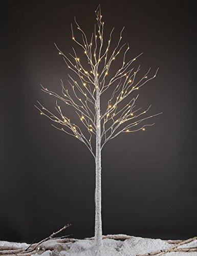 Lightshare LED Birch Tree, 8-Feet