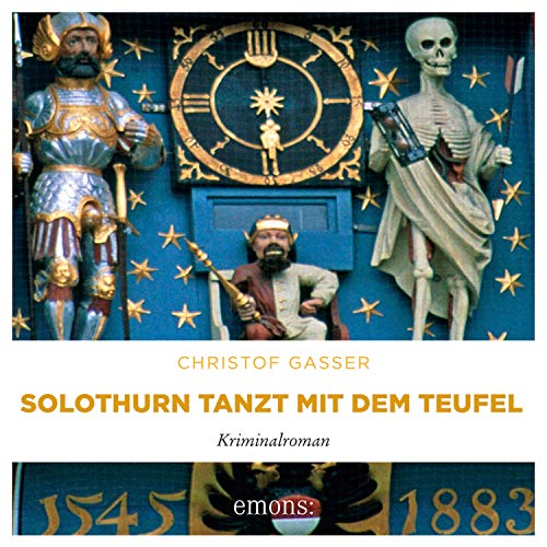 Solothurn tanzt mit dem Teufel audiobook cover art