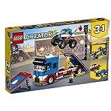 LEGO Creator - Espectáculo acrobático ambulante (31085)