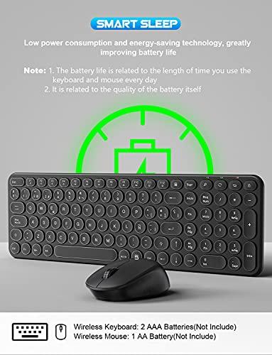 TedGem Packs de teclado y ratón