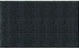 Utility Mats 60-043-1902-3x5 36X60 Rib Onyx Door Mat, 3 X 5-Feet, Pepper