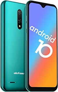 "Unlocked Smartphone, Ulefone Note 8 (2020) Android Phones Unlocked 2GB+16GB, Dual Rear Camera Triple Card Slots, 5.5"" IPS ..."