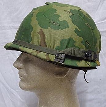 Moore Militaria Vietnam Era M-1 Helmet
