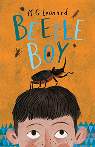 Beetle Boy (Battle of the Beetles Book 1): A Tom Fletcher Book Club pick (English Edition)