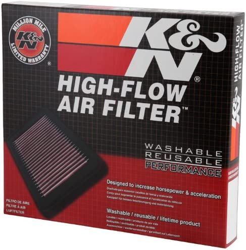 KN 期間限定で特別価格 33-2139 High 初売り Performance O.E. Replacement Filter Style -