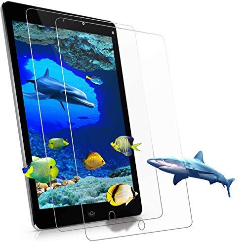 [2 Pack] ZTOZ iPad Mini 5 7.9 Inch (2019) Screen Protector, [Lifetime Replacement Warranty][Anti-Scratch][Anti-Fingerprint][Bubble Free] Tempered Glass also for iPad Mini5 5th Generation/iPad Mini 4