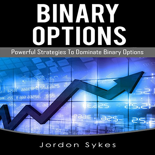 Binary Options audiobook cover art
