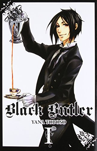 Black Butler, Volume 1: 01