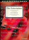 The Entertainer–divertissante de Piano de 100embouts de classique à Pop–Note livre avec cœur Note colorée Pince–Schott Music–ed22600–9783795710668