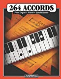 264 accords pour orgue, piano, synthétiseur