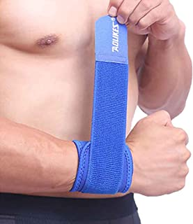 ZTL 2PCS Wrist Support Brace Wrap Band for Weightlifting,  Powerlifting,  BodyBuilding,  Strength Training