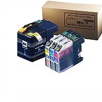 LC119-115-4PK ブラザー用 ブラック 大容量 4色セット 互換 インクタンク MFC-J6570CDW MFC-J6770CDW MFC-J6975CDW MFC-J6970CDW