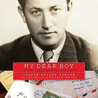 My Dear Boy audiobook cover art