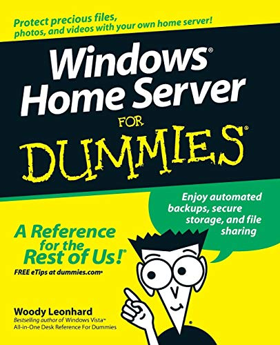 Win Home Server For Dummies
